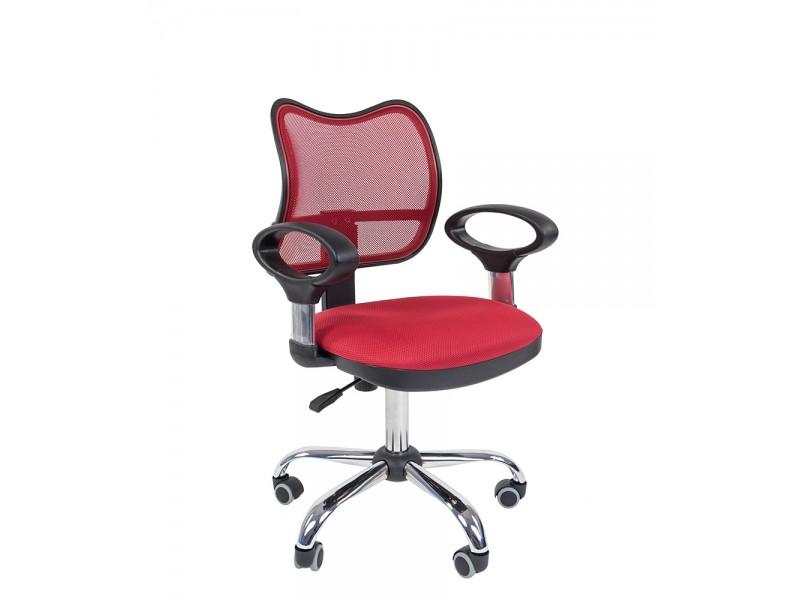 Кресло для персонала CHAIRMAN 450 сhrome