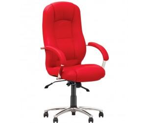Кресло для директора MODUS в коже LUX