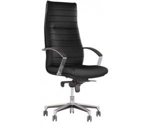 Кресло для руководителя IRIS STEEL, ЕСО-кожа