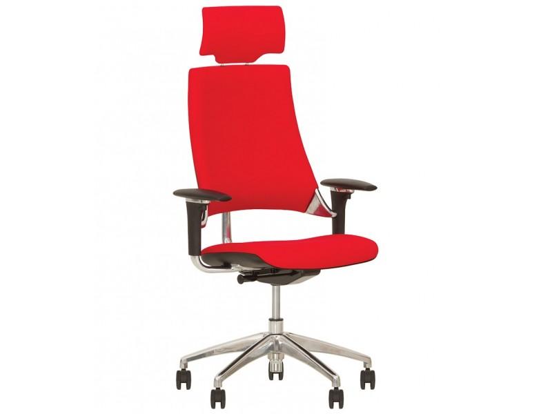 Кресло компьютерное HIP HOP с подголовником