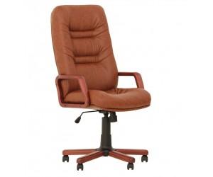 Кресло MINISTER EXTRA с деревянной крестовиной
