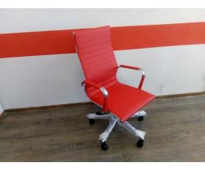 Кресло RIO. Кресло офисное Рио красное