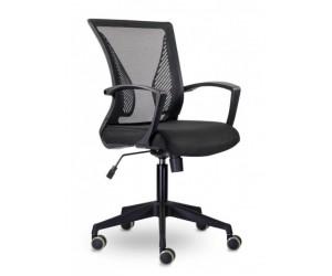 Кресло компьютерное ЭНЖЕЛ/ANGEL black PL (черный)