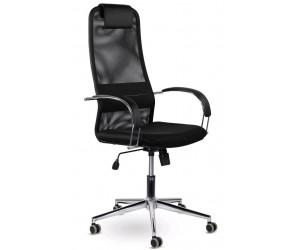 Кресло СН-600 СОЛО сетка черная