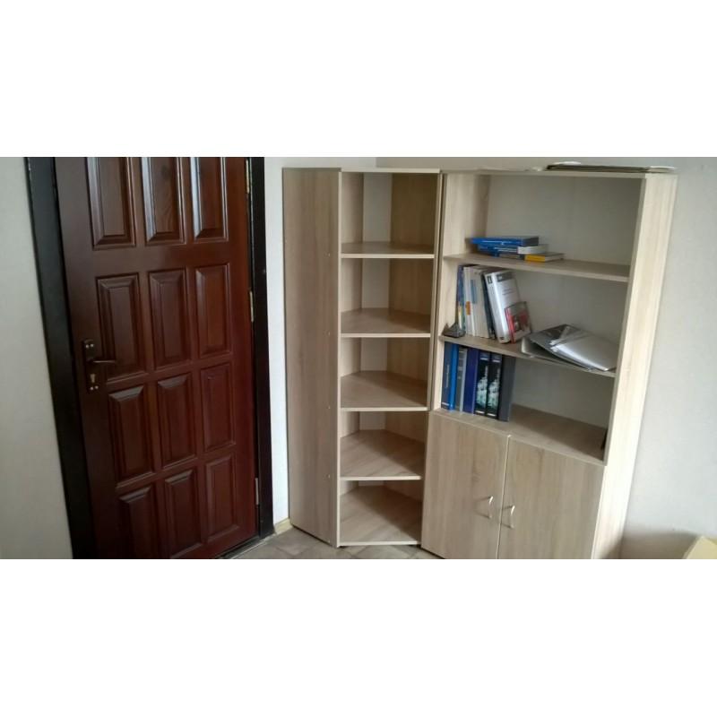 Шкаф офисный угловой П-06.5