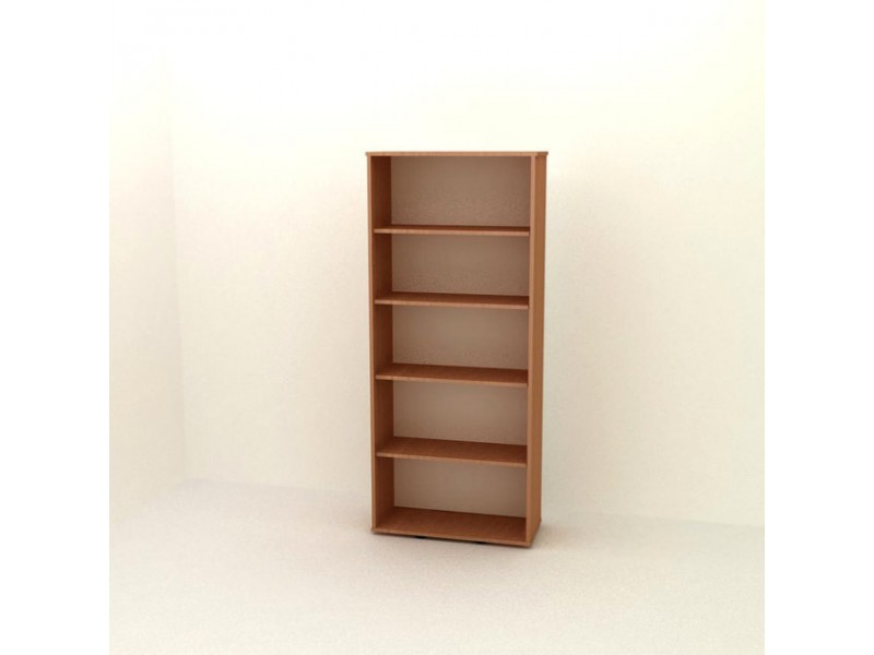 Шкаф-стеллаж для документов П05