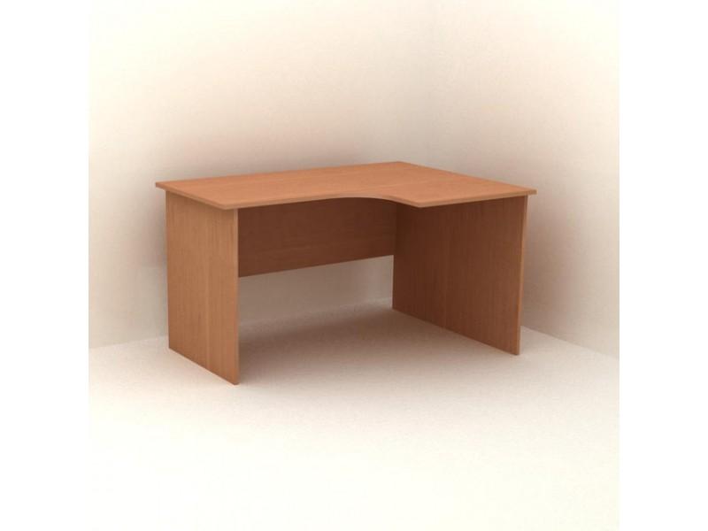 Угловой стол правосторонний П23