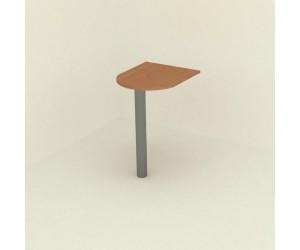 Стол приставной к угловому столу П33