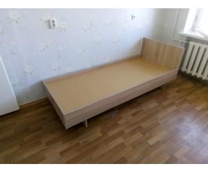 Кровать для общежитий 1950*800*700 мм дуб сонома