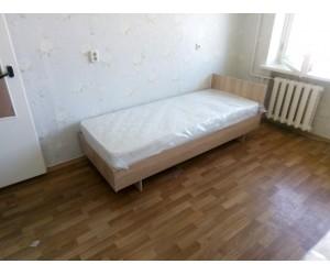 Кровать с матрасом 1950*800*700 мм дуб сонома