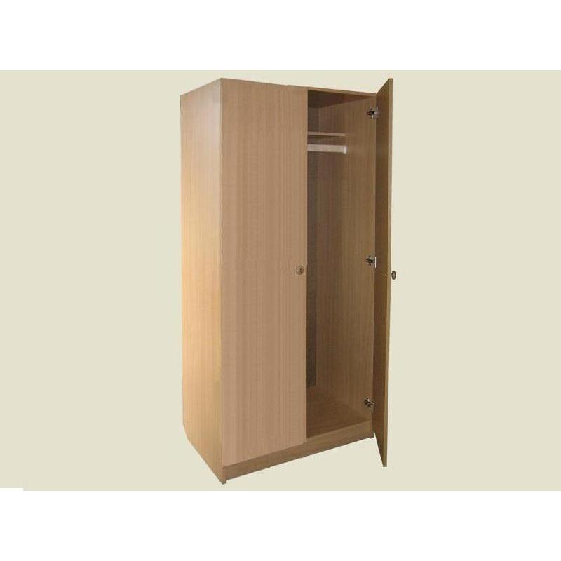 Шкаф для верхней одежды размер 800*580*1800 мм