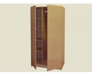 Шкаф для платья и белья с полками 958х560х1820 мм.