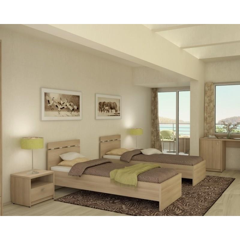 Кровать для гостиниц и санаториев