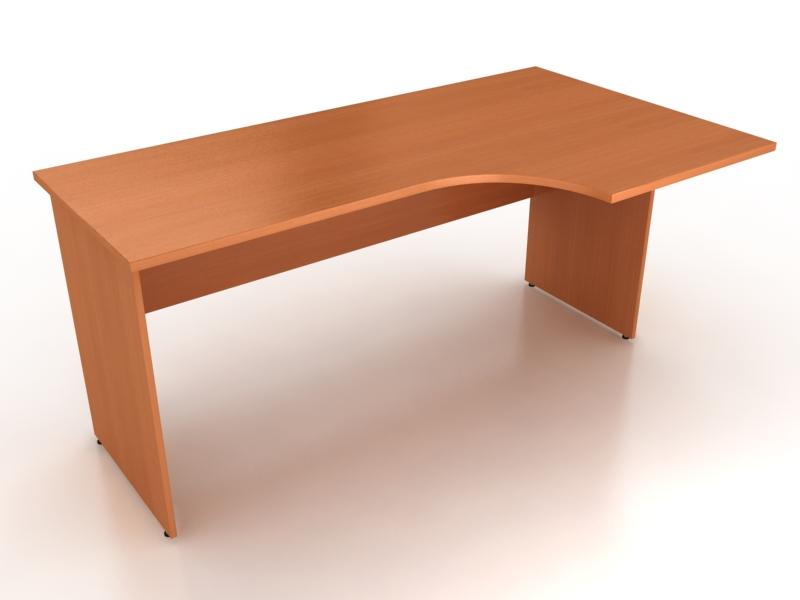 Стол письменный угловой СТ 3-16R