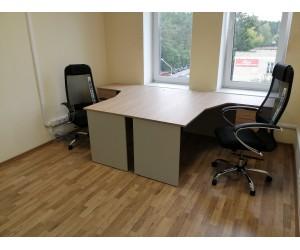 Набор офисной мебели на два рабочих места с креслами. В НАЛИЧИИ!