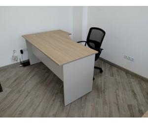 Стол угловой письменный 1580*950*750 мм, правосторонний