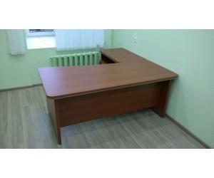 Мебель для руководителя, цвет вишня виктория