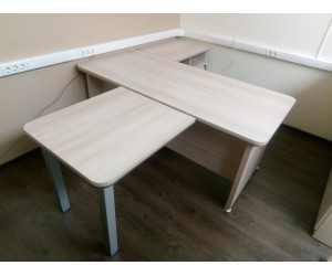 Набор мебели для директора. Цвет Акация светлая