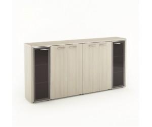 Набор шкафов Вельс-3 для кабинета руководителя