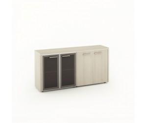 Набор шкафов Вельс-6 для кабинета руководителя
