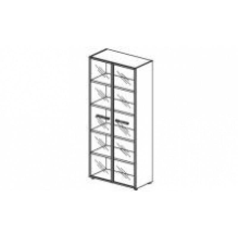 Шкаф-витрина 104815