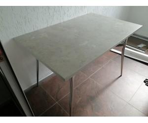 Стол для кафе TRACY Duo Chrome постформинг